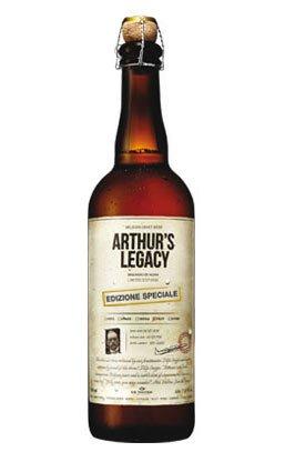 Arthur's Legacy 'Return of the White Widow': Il ritorno della Dama Bianca