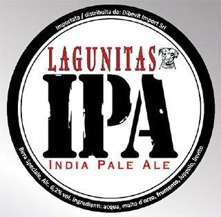 DIBEVIT IMPORT porta in Italia le birre Lagunitas, originarie della California