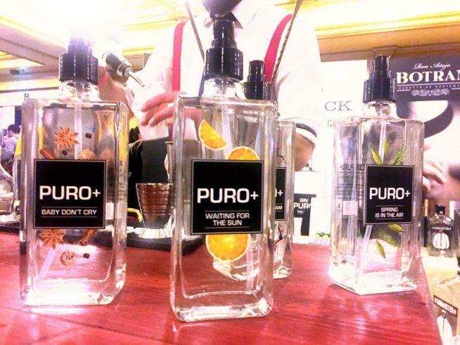 Gin Puro+ Primeuve machio Bonaventura