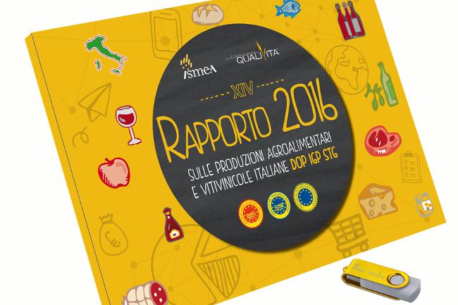Dop Food Beverage Rapporto Qualivita Stg Ismea Ismea/qualivita Igp