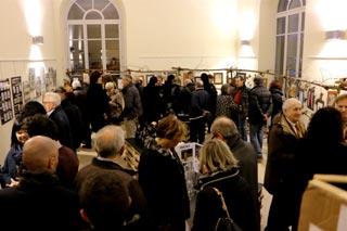 Oltre 1000 visitatori per la mostra benefica organizzata da Verallia