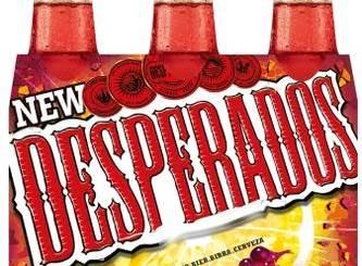 Desperados sangre birra francia