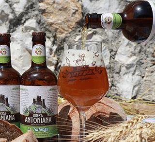 Birra Antoniana on the road con le sue specialità birrarie