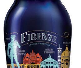 Uno speciale Derby Blue alla pesca per la magica città di Firenze