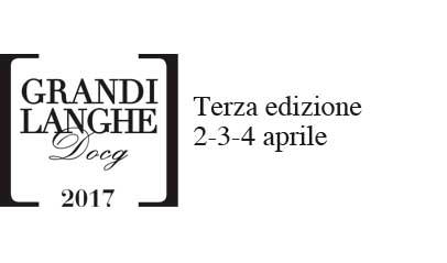 Dal 2 al 4 aprile 2017 torna Grandi Langhe Docg