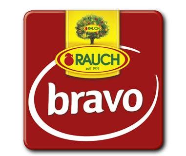 Rauch Bravo Premium presenta sul mercato italiano il succo 100% di mela biologico