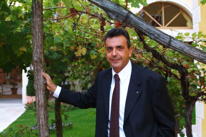 Bruno Trentini Direttore Generale di Cantina di Soave