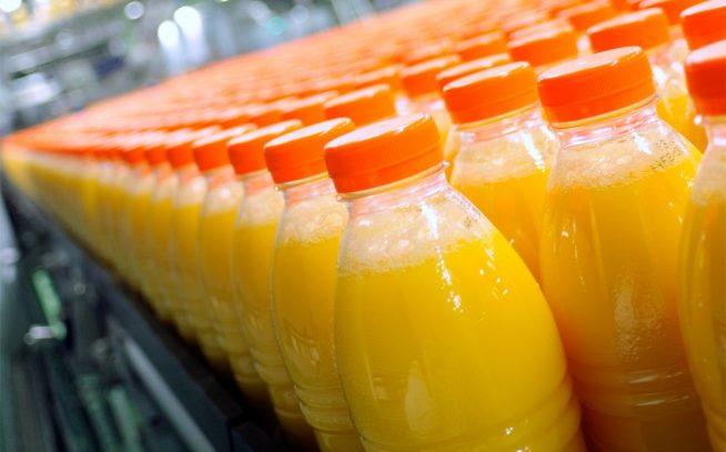 Refresco-produzione succhi