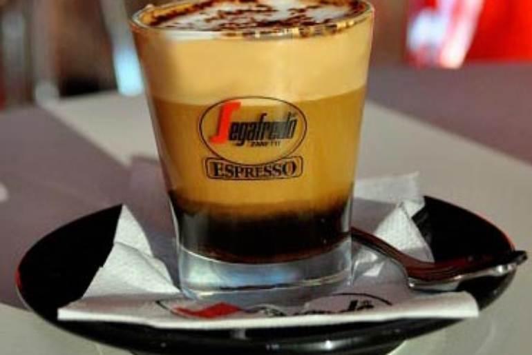 Segafredo-espresso