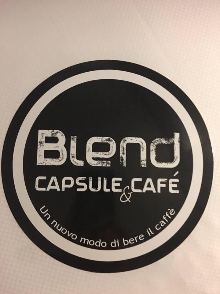 blend capsule & caffè