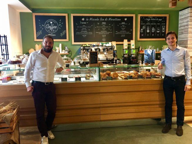 MorettinMorettino Coffee Lab Per Bioesseri Saverio-Borgia e Andrea Morettino