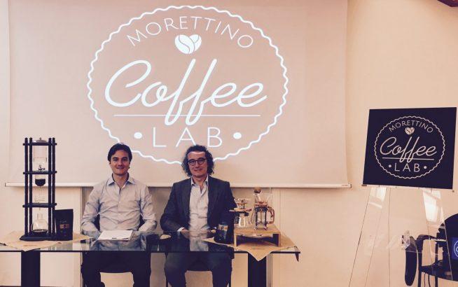 Morettino-Coffee-Lab Andrea-e Arturo Morettino