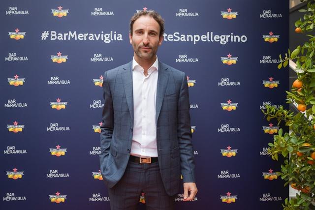 Stefano Marini Responsabile della Business Unit Italia SanPellegrino
