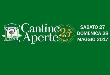 Movimento Turismo del Vino: 800 cantine aperte in tutta italia per i 25 anni della festa del vino