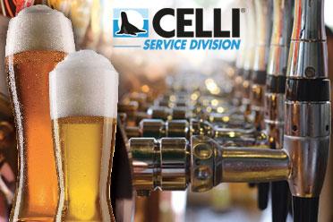 Come risparmiare sulla manutenzione degli impianti di spillatura con Celli