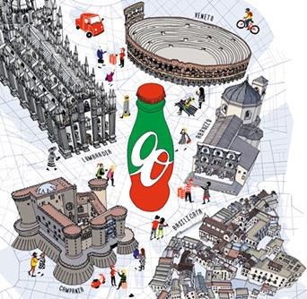 Focus su COCA-COLA: storia, organizzazione e impatto economico e occupazionale in Italia