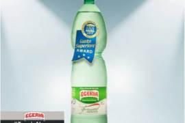 Acqua Egeria Superior Taste Award