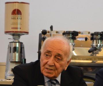 80.mo Anniversario Caffè Milani, Nuovo Stabilimento ed Esposizione Caffè Milani