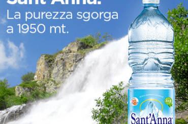 acqua sant'anna PurezzaSgorga