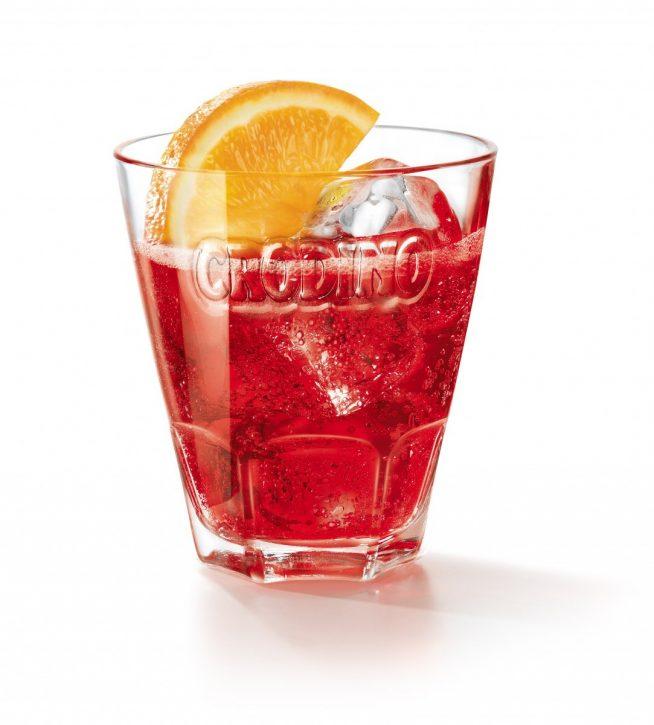 Bicchiere Crodini red