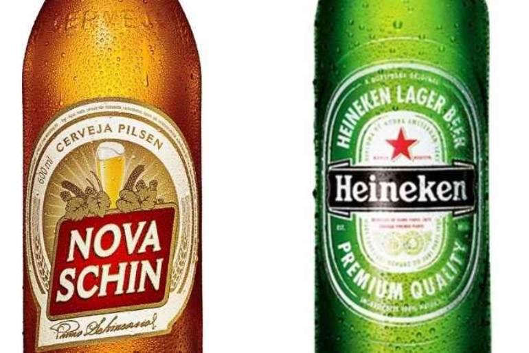 Heineken e Nova Shin