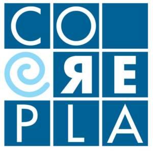logo COREPLA - Consorzio Nazionale per il Riciclo ed il Recupero dei Rifiuti di Imballaggi in Plastica
