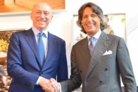 Massimo Garavaglia e Valerio D'Orsogna