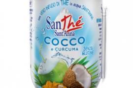 SanThé Sant'Anna_Cocco e Curcuma_bicchierino singolo