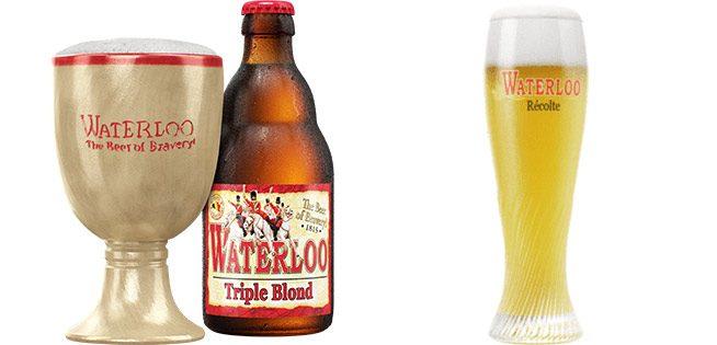 Le Birre Waterloo Triple Blond e Waterloo Récolte vincitrici della medaglia d'oro