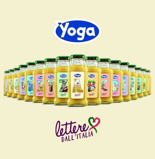 Yoga speciale Lettere dall'Italia