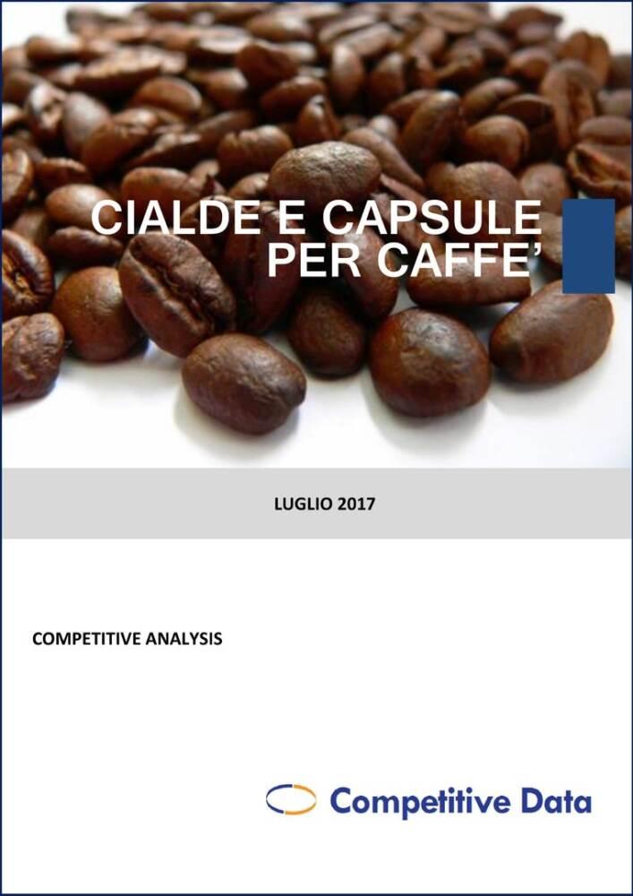 competitive data caffè capsule