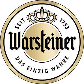 logo WARSTEINER BRAUEREI HAUS CRAMER