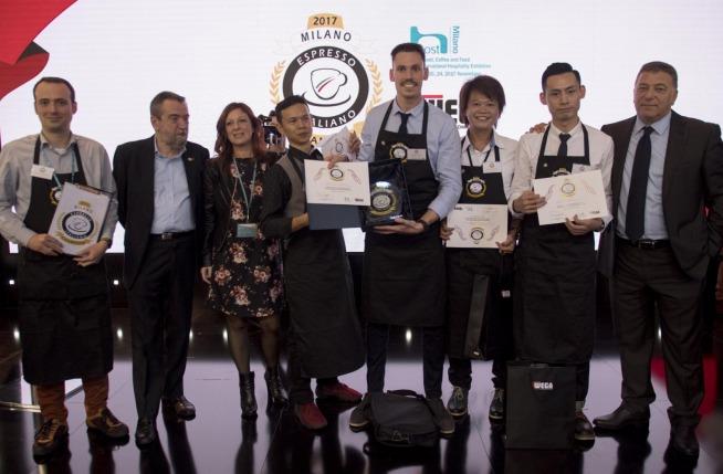 Fabio Dotti_Espresso italiano Champion