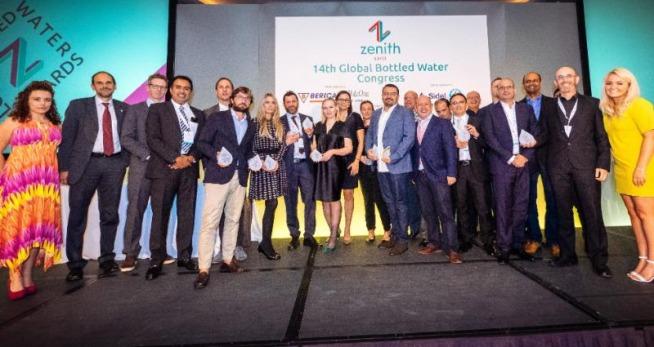 Zenith-Global Bottled Water Awards