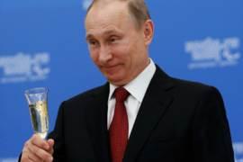 Putin wine