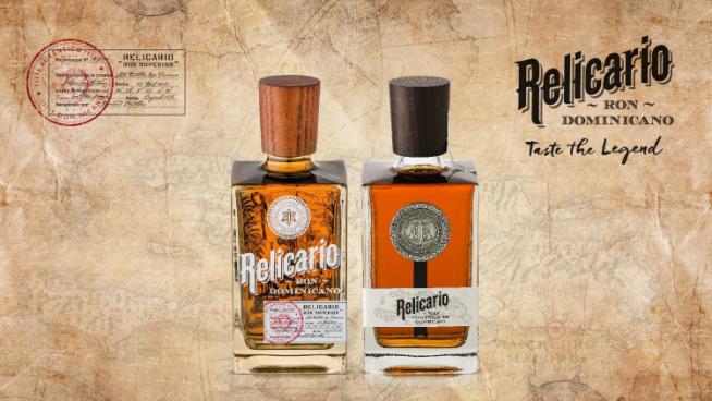 Ron Relicario Rum Mavi Drink