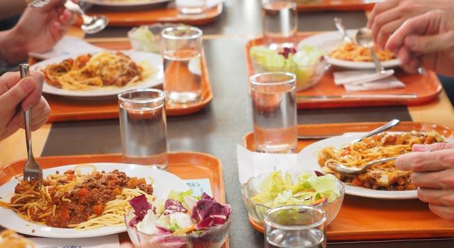 ristorazione mensa-scuola