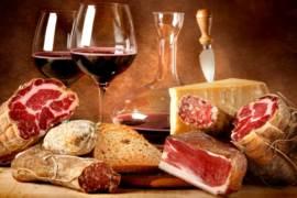 vino-salumi e formaggi