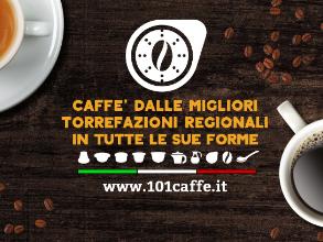 101Caffè cresce senza sosta: con le nuove aperture il numero dei negozi del caffè ad oltre 80 unità