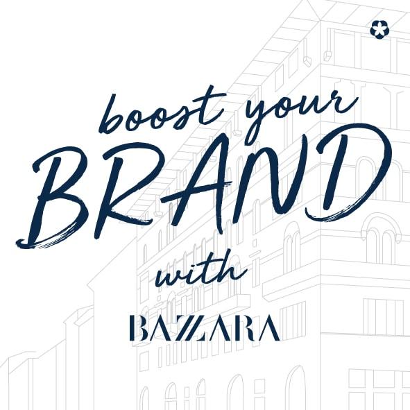Brand Progetto Lanciato Bazzara Nuovo Progetto Your Comunicazione Boost Your Brand Boost