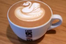 Caffè River - Latte art cappuccino