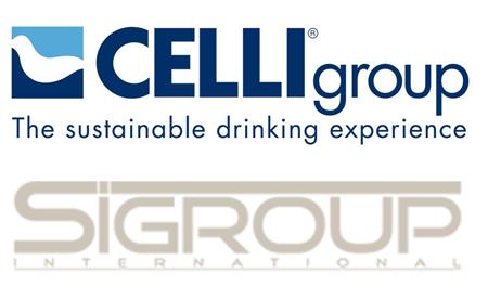 Sigroup International e Gruppo Celli: una partnership che cambierà il consumo di bevande