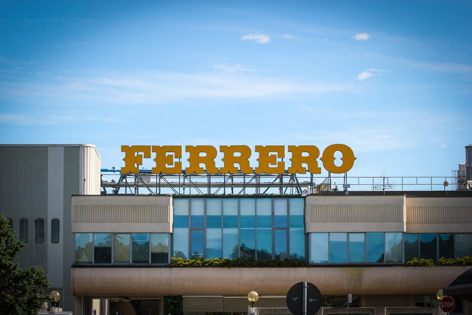 Ferrero acquista i dolci Nestlè Usa per 2,8 miliardi di dollari cash