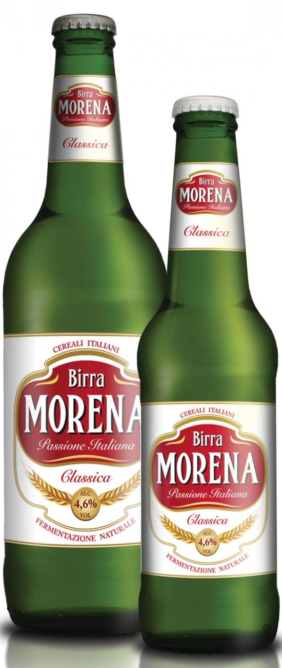 BIRRA MORENA CLASSICA Logo/Marchio