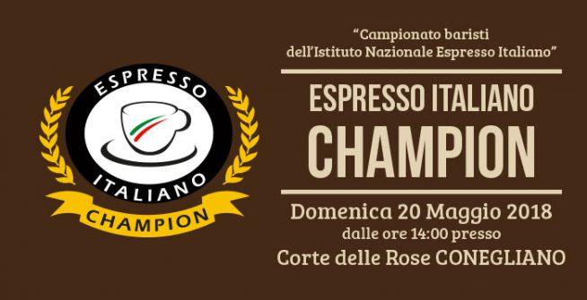 Eventi Caffè Conegliano Maggio Champion Tappa Dersut Espresso Italiano Champion Istituto Internazionale Assaggiatori Caffè Iiac Espresso Italiano