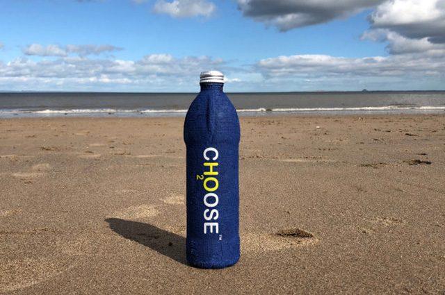 Pianeta Choose Water Ecologia & Ecosostenibilità Choose Salva Plastiche Biodegradabili Bottiglia Water Packaging Plastica