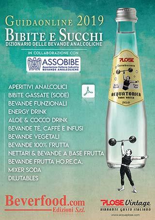 GuidaOnLine Bibite & Succhi 2019 Beverfood.com Edizioni