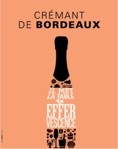 Crémant-de-Bordeaux, la bollicina Francese che vuol far tremare lo Champagne
