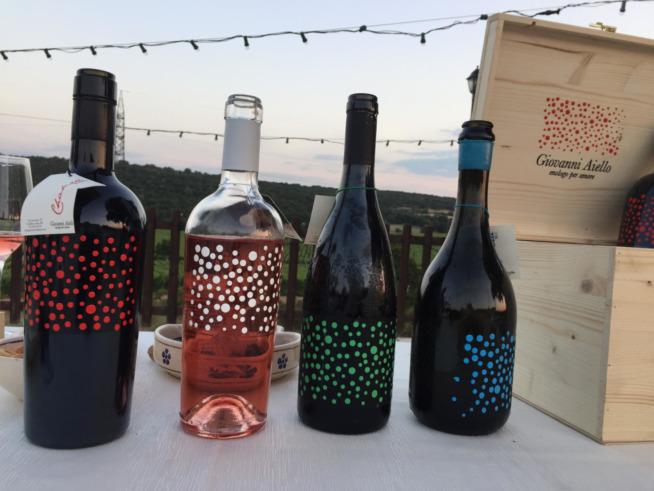 Chakra: l'energia nei vini pugliesi di Giovanni Aiello enologo per amore