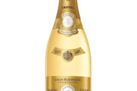 Cristal 2008 Champagne Louis Roederer bottiglia